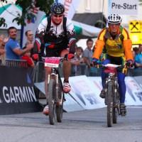 "Dušan in Jernej uspešna na ""Salzkammergut trophy"""