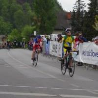 Uspehi mladih sevniških kolesarjev se nadaljujejo
