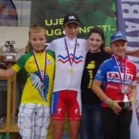 Gaber Vandur 2. in Drejc Bedek 6. mesto na državnem prvenstvu