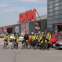 Uspešno v Zagreb – Sljeme -HR Zagorje – Sevnica    178 km / 1650 nmv