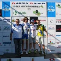 Tekmovalci KD Sevnica TANIN SEVNICA so v polnem zaključnem dirkalnem ritmu