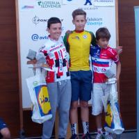 Podlesnik zmagal dirko za pokal Slovenije v Vodicah, Vandur drugi