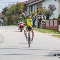 Podlesnik zmagal dirko za »Pokal Slovenije« v Tišini in potrdil vodstvo v pokalu