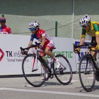 Uspešen podaljšan vikend kolesarjev Tanina