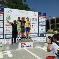 Podlesnik zaključil mednarodno etapno dirko »Po Dolenjski« z drugim mestom v generalni razvrstitvi pa je končal kot šesti