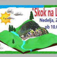 """RAZPIS : za 27. rekreativno gorsko kolesarsko dirko """"Skok na Lisco"""" 2018"""