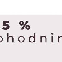 Namenitev 0,5% dohodnine društvu