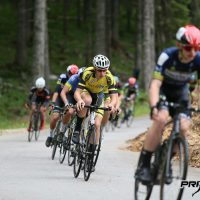 Uspešen nastop Taninovih kolesarjev na VN Gorij na Pokljuki