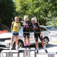 Z dvema drugima mestoma uspešen kolesarski vikend Taninovcev v Ilirski Bistrici