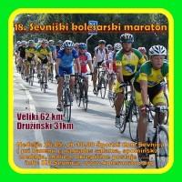 18. Sevniški maraton v nedeljo z Mitjo Rokom v vsakem vremenu