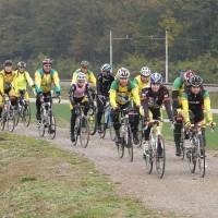 Razpored četrtkovih kolesarjenj za 2015