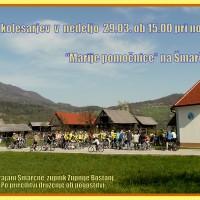 Blagoslov kolesarjev v nedeljo 29.03. na Šmarčni