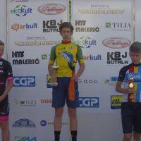 Podlesnik zmagal dirko za »Pokal Slovenije« v Dragatušu in povedel v »Pokalu Slovenije«