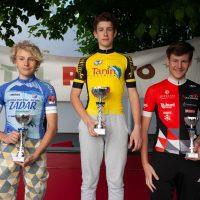 Prvomajska zmaga Podlesnika v Zadru, Trotovšek prvič na stopničkah v kategoriji Elite